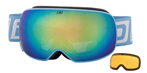Dirty Dog Mutant 2.0 Snow Goggles - Sky Blue