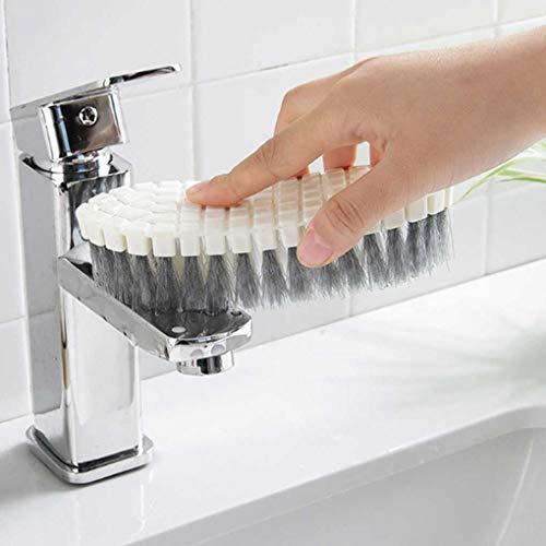 Lorsoul Cocina Cocina Limpieza Cepillo baño Flexible