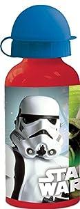 STAR WARS Botella cantimplora de Aluminio 400 ml (STOR 56734)