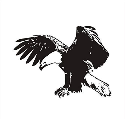 Mission Möbel Muster (Wandaufkleber Wohnzimmer Wandaufkleber Schlafzimmer Wandaufkleber Diy Abnehmbare Dekorative Tapete Verfügt Über Kreative Persönlichkeit Adler Vogel Muster)
