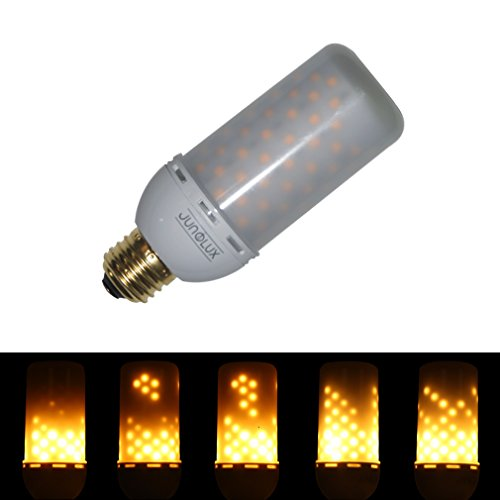 JUNOLUX luce tremolante fiamme LED Flame Light lampadina a risparmio