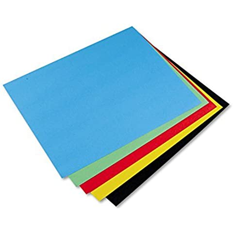 PAC54871 - Pacon Colored Four-Ply Poster Board by Pacon