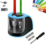 Best Pencil Sharpeners For Classrooms - Electric Pencil Sharpener,Upeffeet Convent Automatic Pencil Sharpener 2 Review