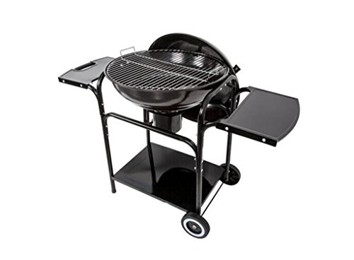 Barbecue Grill, Portable Barbecue Trolley BBQ Utensil Ausgestattet Mit Barbecue Tools - 120X57X100cm