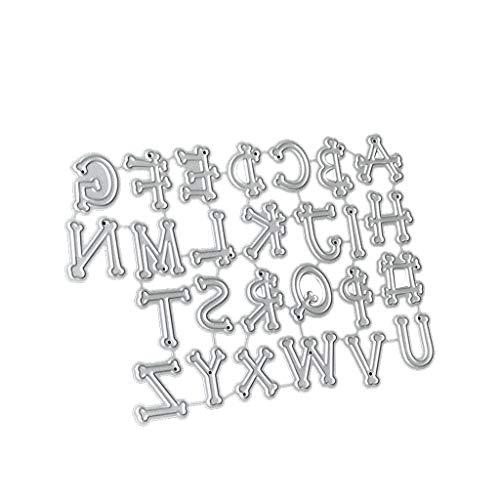 flyWANG 3D Box Metallo Taglio Muore Stencil Fai da Te Scrapbooking Album Timbro Carta Carta Goffratura Artigianato Decor