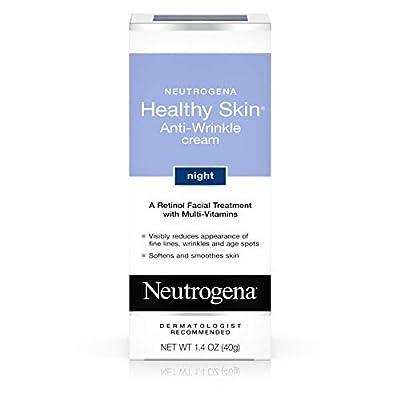 Neutrogena healthy skin anti wrinkle cream, original formula - 1.4 oz