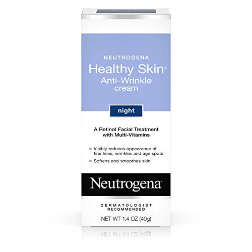 Neutrogena Healthy Skin Anti-Wrinkle Night Cream (Anti Falten, Anti Aging Nachtpflege Crème)
