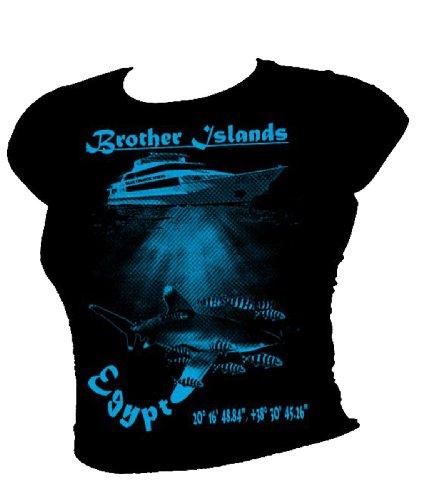 Blue Ray T-Shirts - T-shirt - Femme Noir - Noir