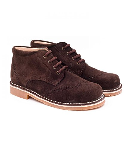 Boni Jean - Chaussures Garçon cuir lacet