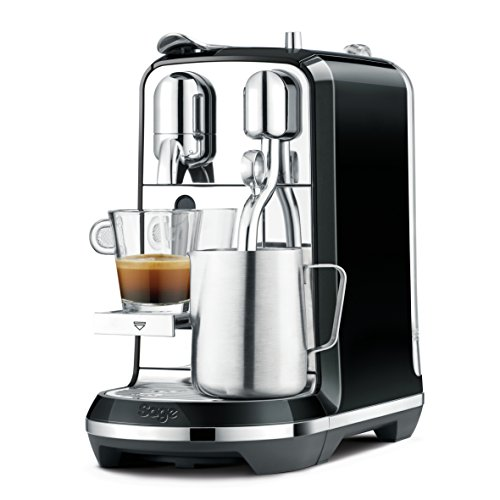 Nespresso Creatista Coffee Machine