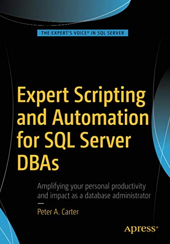 Expert Scripting and Automation for SQL Server DBAs Herb-server