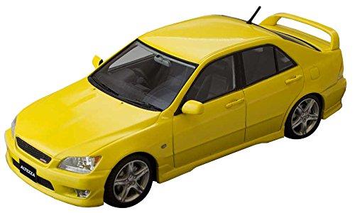 MARK43 1 / 43 Toyota Altezza RS 200 (sport version) super bright light yellow - Toyota Altezza