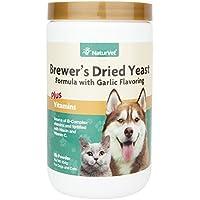 Naturvet Trockenhefe Pulver Formel Naturvet Brau Für Hunde Und Katzen 0,45 Kg