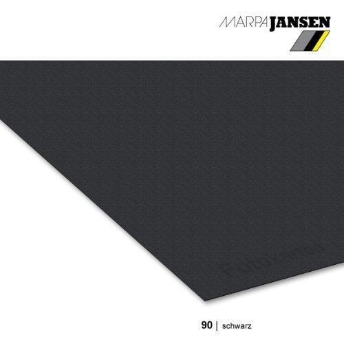 Fotokarton 300g/m² A3 - 50er Pack, 90 schwarz