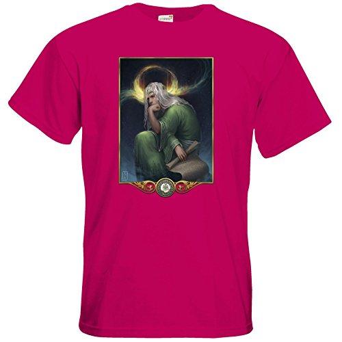 getshirts - Das Schwarze Auge - T-Shirt - Götter - Nandus Sorbet