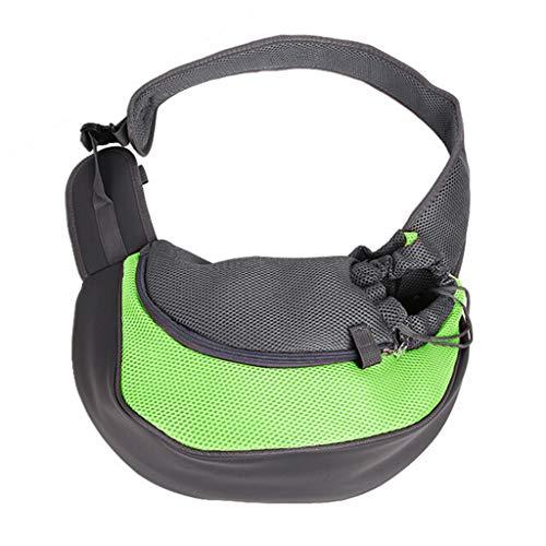 ubehör Fashion Dog One Schultertasche Katze Pet Out Paket Hund Hangbag Bag Tote ()