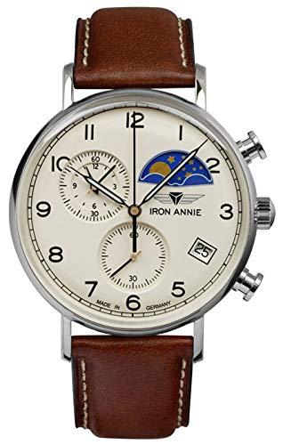 Junkers Armbanduhr 5994-5 Herrenuhr