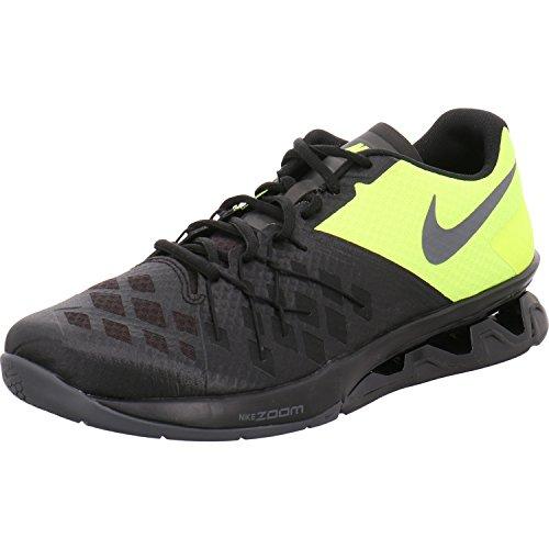 Nike Herren 852694-003 Turnschuhe Schwarz