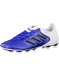 adidas Copa 17.4 FxG - Botas de fútbol para Hombre, Azul - (Azul/