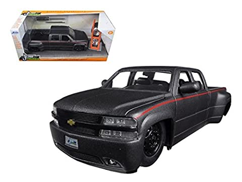 1999 Chevrolet Silverado Dooley Pickup Truck Matt Grey