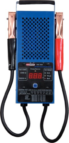 Preisvergleich Produktbild KS Tools 550.1685 Batterietester für 12V Startbatterien ab 30 Ah