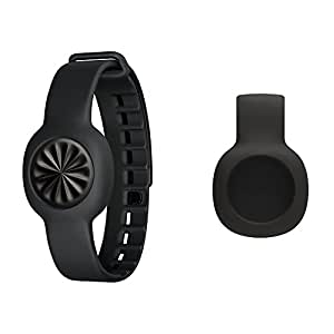 Jawbone UP MOVE Activity Tracker for iOS and Android (Black Burst) with Onyx Standard Strap