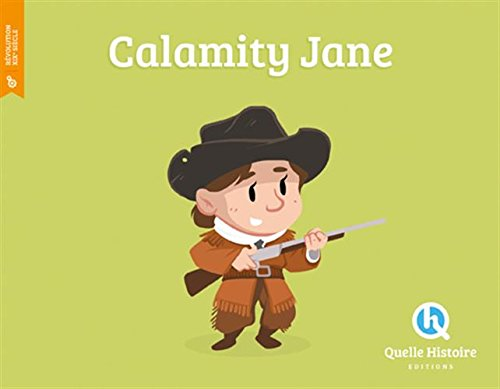 Calamity Jane par Clémentine-V Baron, Collectif