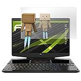 atFolix Bildschirmfolie für HP Omen X 2S Spiegelfolie, Spiegeleffekt FX Schutzfolie (1er Set)