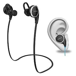 bluetooth headset vandesail wireless bluetooth 4 1 electronics. Black Bedroom Furniture Sets. Home Design Ideas
