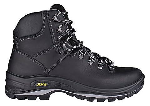 Solid Gear SG1282936 Hiker Chaussures de sécurité Taille 36 Noir
