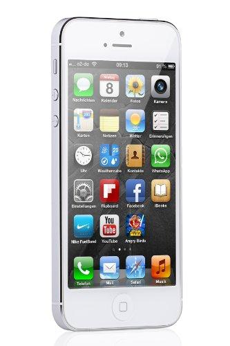 Apple iPhone 5 Smartphone (4 Zoll (10,2 cm) Touch-Display, 16 GB Speicher, iOS 6) weiß - 4