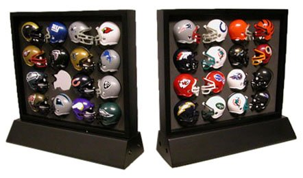 Riddell NFL Helmets Match-Up Display
