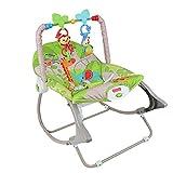 WFHhsxfh Fauteuil à Bascule Vibrations légères for bébé Fauteuil inclinable for bébé Multifonctionnel Produit pour bébé