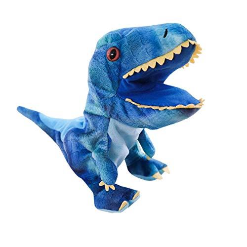 Dinosaurio De Juguete De Felpa Dinosaurio Marionetas