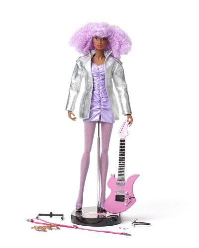 Jem And The Holograms Collectible Dressed Doll Shana Elmsford by Integrity