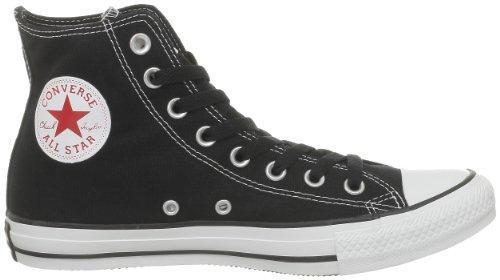 Converse Ct Green Day Hi 286590-61-8 Herren Sneaker Schwarz (Noir/Rouge)