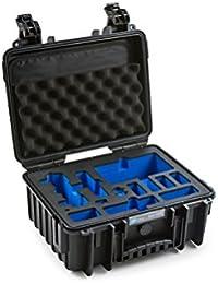 B&W outdoor.cases Typ 3000 mit DJI Mavic Air Fly More Combo Inlay - Das Original