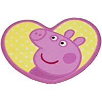 Peppa Pig - Alfombra Corazón