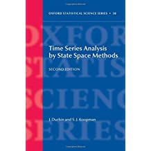 Time Series Analysis by State Space Methods (Oxford Statistical Science)