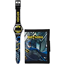 Batman Watch and Wallet Set