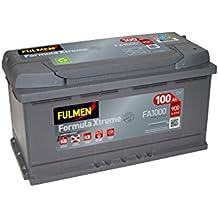 Fulmen - Batería para coche FA1000 12V 100Ah 900A - Batería(s)
