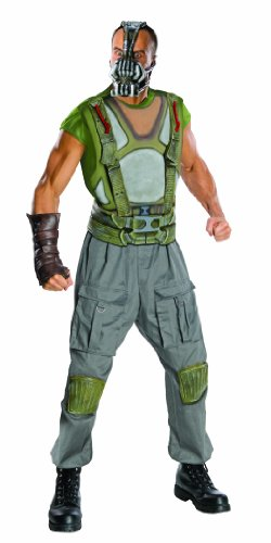 Deluxe Bane Fancy Dress Costume - Extra Large Size (disfraz)