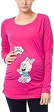 Verkauft von Mamimode – Camiseta de manga larga – para mujer