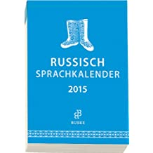 Sprachkalender Russisch 2015