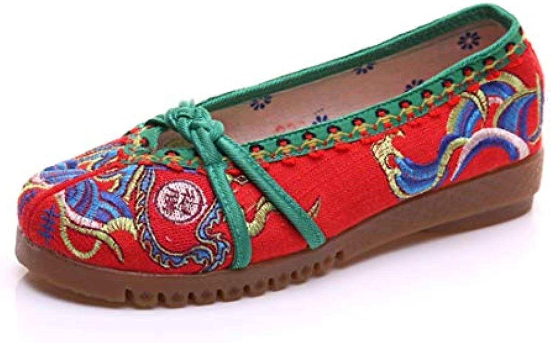 Bordado Zapatos/Alpargatas/ Merceditas/Zapatos de Madre Bordados