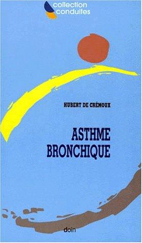 Asthme bronchique