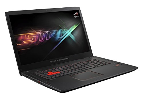 Asus  (17,3 Zoll mattes FHD) Gaming-Notebook