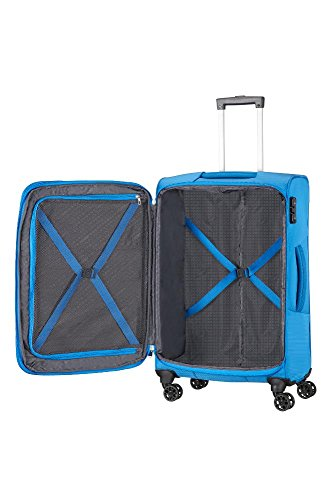 4590a43ed American Tourister Summer Voyager - Spinner 68/25 Expandable Equipaje de  mano, 68 cm
