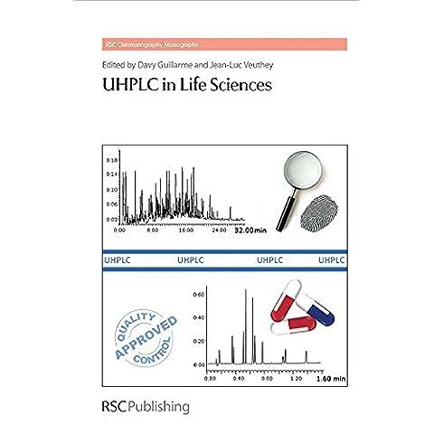 UHPLC in Life Sciences (RSC Chromatography Monographs)
