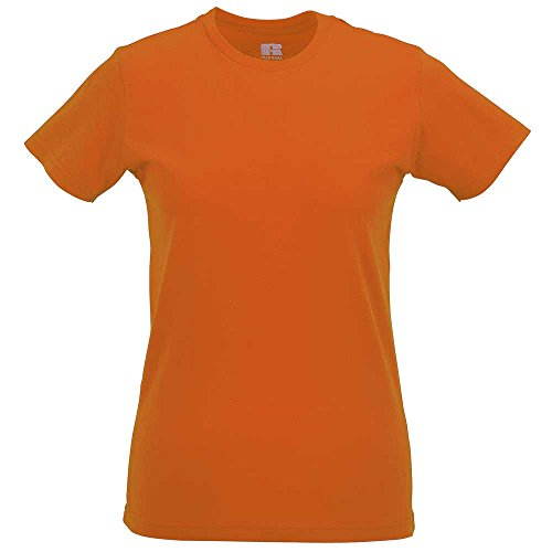 Russell Collection - T-shirt -  Femme #N/A Orange - Orange